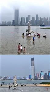 Lũ lụt tại Trung Quốc ảnh hưởng đến hàng hàng hóa