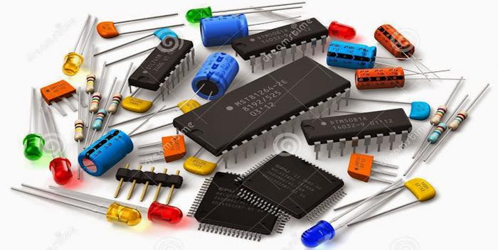 Linh kiện điện tử IC, bản mạch...